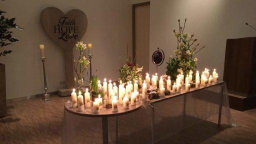 Voor het derde opeenvolgende jaar heeft het Crematorium De Lariks in Hardenberg op donderdag 24 januari 2019 een (besloten) herinneringsbijeenkomst georganiseerd.