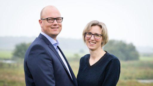 Erik en Daniëlle Janssen Uitvaartzorg Salland Hardenberg