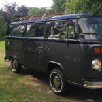 Volkswagen t2 begrafenis