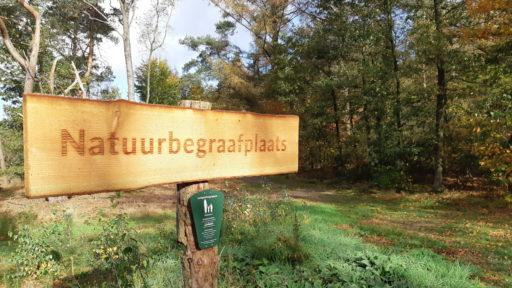 Natuurbegraafplaats Ommen mag van start