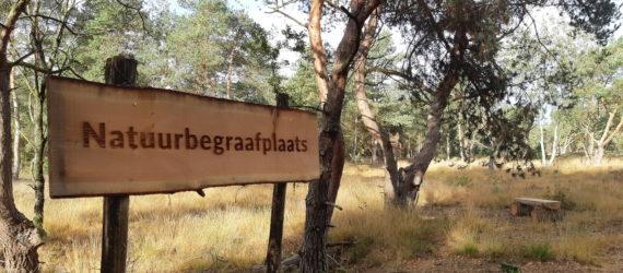 Natuurbegraafplaats Ommen - Arriën