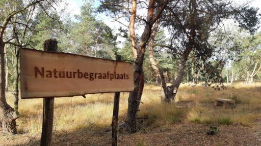 Natuurbegraafplaats Hoogengraven Ommen in Overijssel - Begraven op natuurbegraafplaats Arriën met respect voor de overledene en de natuur. begraven in de natuur