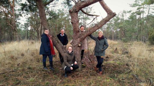 Opening Natuurbegraafplaats Hoogengraven